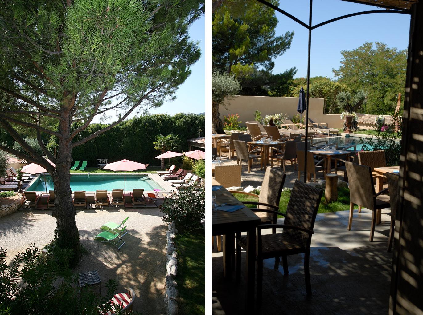 Hotel Bastide Lourmarin 2