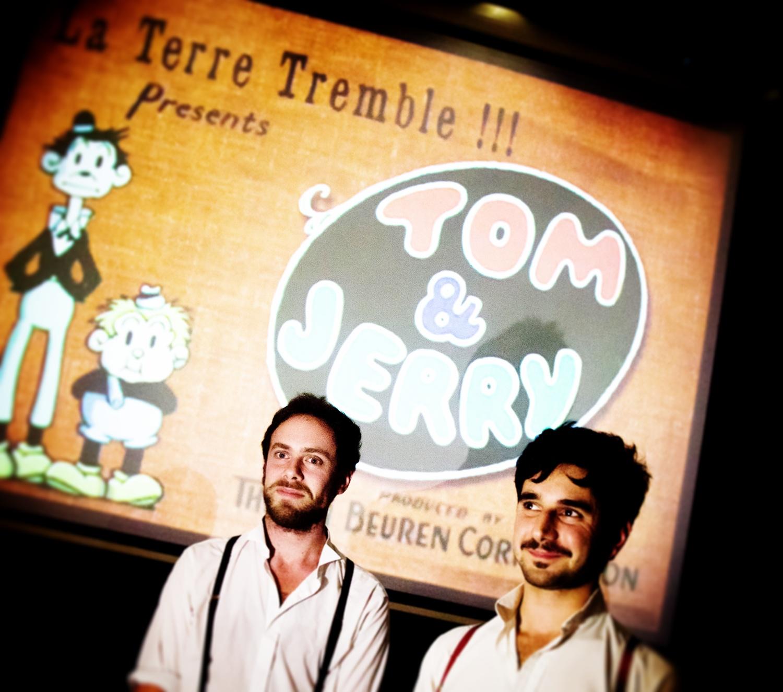 La Terre Tremble Tom Jerry